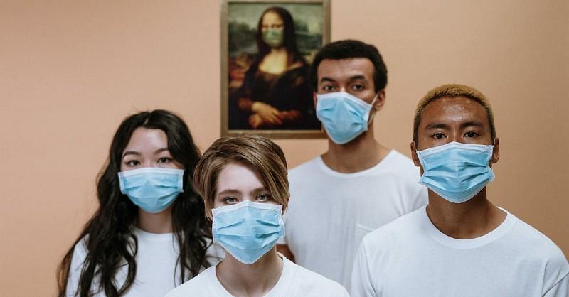 Nošenje zaščitne maske-enostaven, učinkovit ukrep!