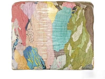 Industrijske čistilne krpe mešane barve frotir 10 kg