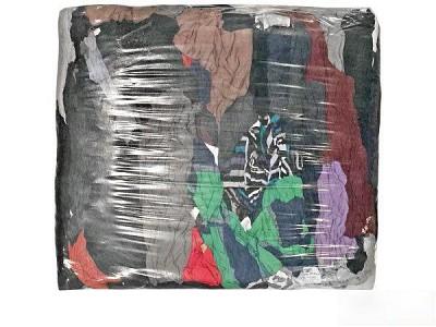 Industrijske čistilne krpe mešane barve bombaž/poliester 10 kg