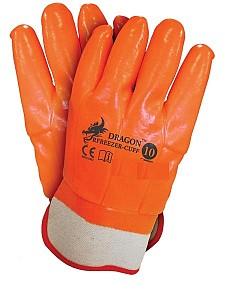 Zaščitne rokavice zimske PVC Freezer