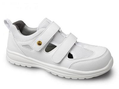 Zaščitna obutev-Sandali  Montreal S1 ESD VM Footwear