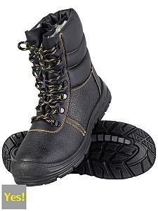 Visoki zaščitni čevlji Bryes TW OB brez zaščitne kapice