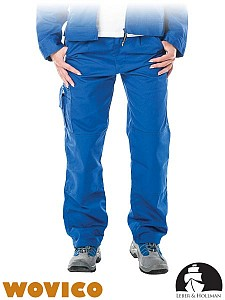 Ženske delovne hlače na pas LH-Wovico