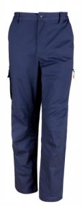 Delovne hlače na pas Stretch Result modre