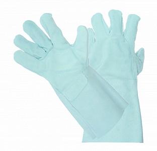 Zaščitne rokavice 5PD goveji cepljenec dolga