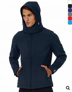 Softshell jakna Hooded BC