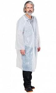 Zaščitna halja polietilen