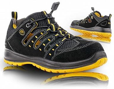 Zaščitna obutev-Sandali Memphis S1 ESD SRA