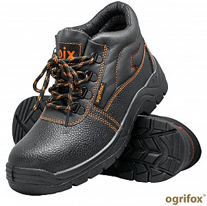 Zaščitni čevlji Ogrifox SB visoki