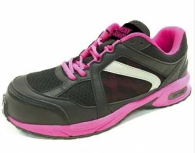 Ženski zaščitni čevlji Safety Trainer Result