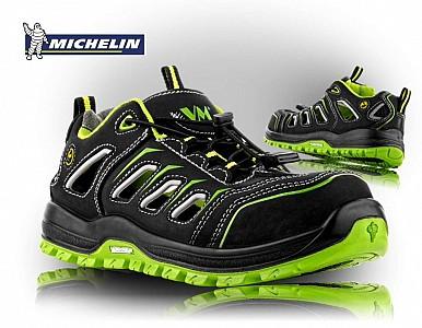 Zaščitna obutev-Sandali Vancouver S1P ESD SRC Michelinov podplat VM Footwear