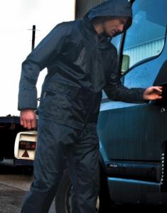 Dežna obleka jakna&hlače Result