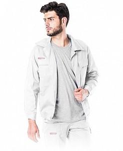 Delovna jakna Master bela