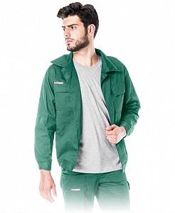Delovna jakna Master zelena