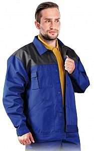 Delovna jakna Melt LH modra 100 % bombaž