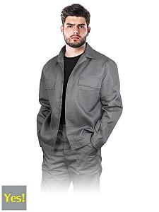 Delovna jakna siva
