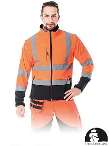 Delovna odsevna Softshell jakna Ascona