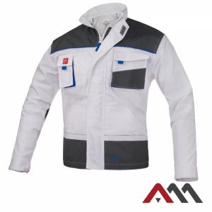 Delovna jakna Classic white