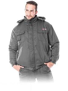 Delovna zimska jakna Master siva