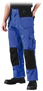 Delovne hlače Monter LH Bunler modre&črne
