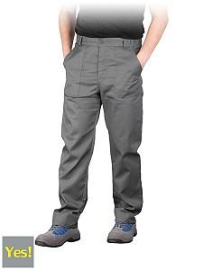 Delovne hlače na pas sive