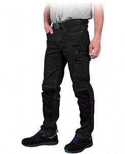 Stretch delovne hlače Jeans