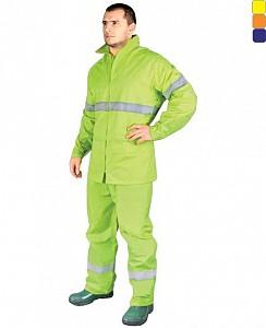 Dežna obleka poliester/PVC Rainer