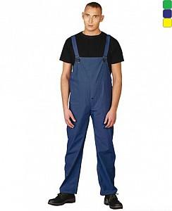 Dežne farmer hlače KPD poliester/PVC