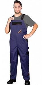 Farmer hlače Promastermodre/oranžne/črne