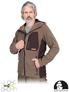 Flis jakna s kapuco LH NewAge