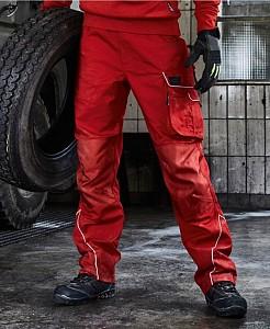 Delovne hlače na pas Workwear Solid James&Nicholson