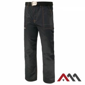 Delovne hlače na pas Gradmaster črne