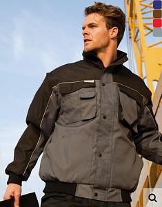 Delovna jakna Duty Jacket Result s snemljivimi rokavi