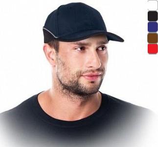 Kapa s šiltom dvobarvna FMN