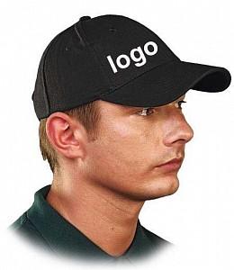 Kapa s šiltom Lux s tiskom logotipa