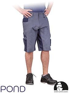 Kratke delovne hlače LH pond 100% bombaž