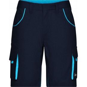 Delovne kratke hlače JN Color Elastan