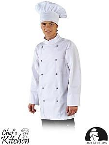 Kuharska halja LH-Chef bela