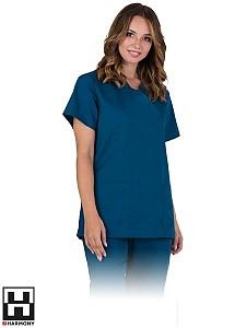 Ženska medicinska delovna srajca kratek rokav Tristi