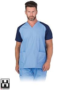 Medicinska delovna srajca kratek rokav Tutti