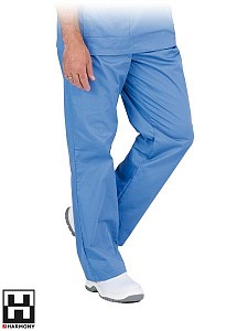 Medicinske delovne hlače na pas Presto