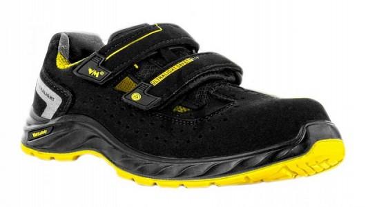 Zaščitna obutev Edmonton-Sandali S1P ESD SRC VM Footwear