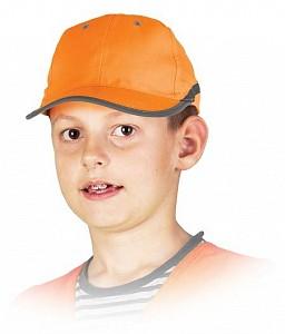 Odsevna kapa za otroke