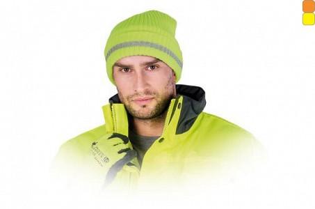 Odsevna zimska kapa