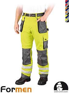 Odsevne hlače na pas LH