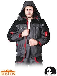 Podložena jakna LH-Boston z odstranljivimi rokavi