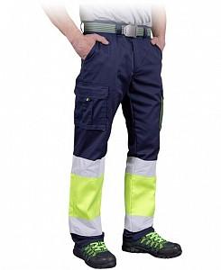 Stretch delovne hlače na pas BAX
