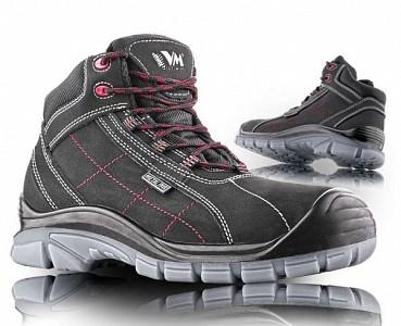 Visoka zaščitna obutev Oxford S3 SRC VM Footwear
