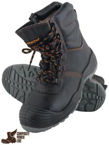 Visoki zaščitni čevlji BCW S3