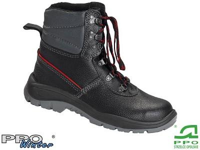 Visoki zaščitni čevlji BPOTO S3